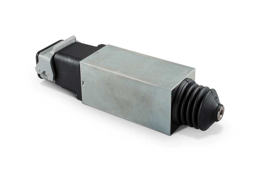 Solenoid with integrated electronics G AK X 065